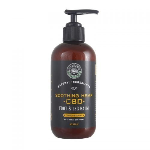 Hemp CBD Foot Lotion