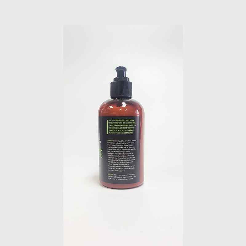 Leaf of Life Wellness Lemongrass Sage CBD Hand & Body Lotion