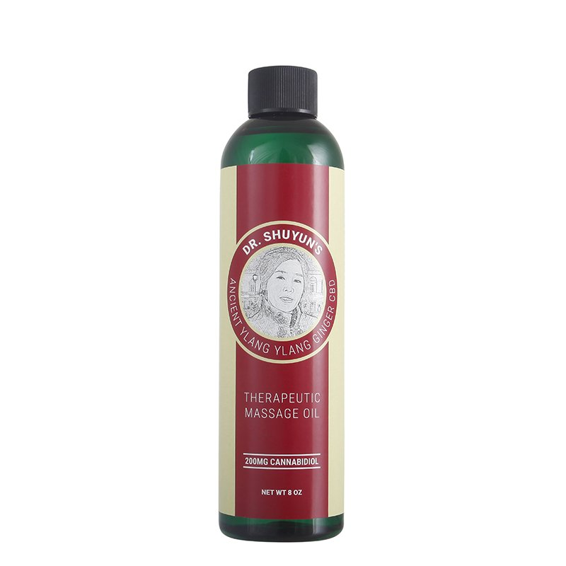 Dr. Shuyun's Ancient CBD Massage Oil