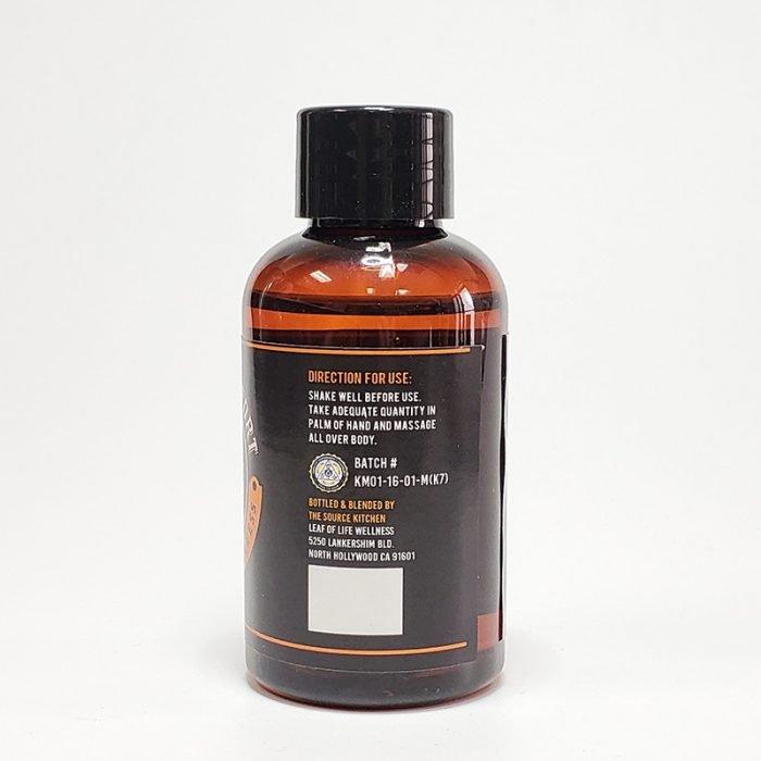 Leaf of Life Muscle Comfort Massage Oil