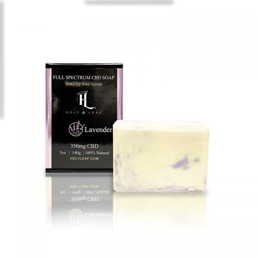 Holy Leaf Lavender Bar Soap
