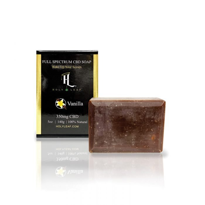 Holy Leaf Vanilla Bar Soap