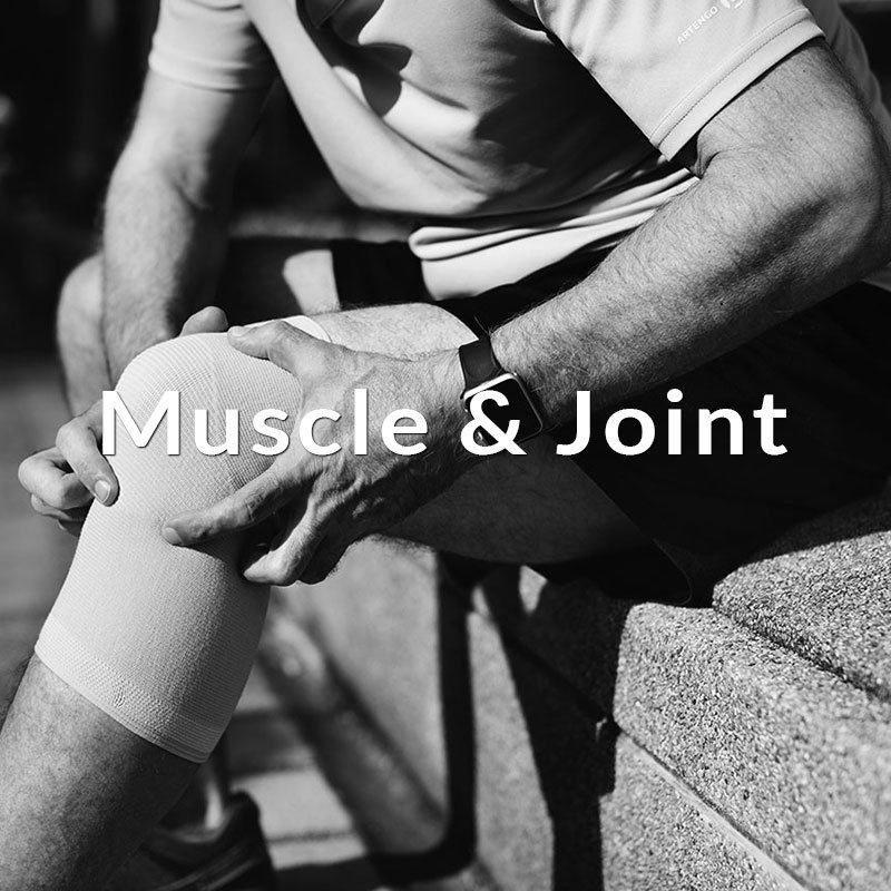 CBD for muscles & joints