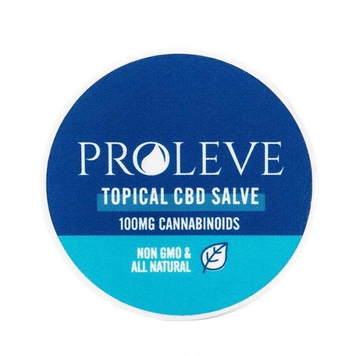 Proleve Topical CBD Salve