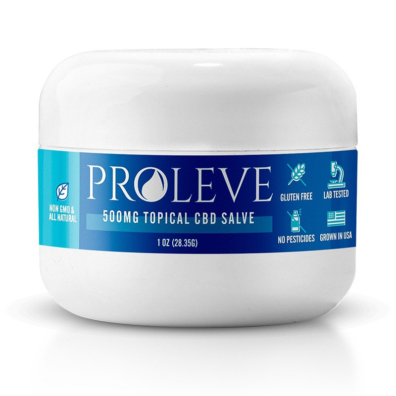 Proleve Topical CBD Salve